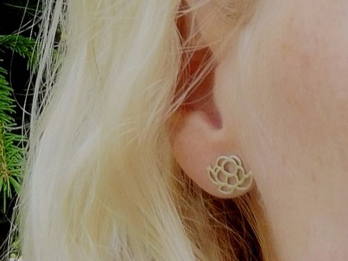 Cloudberry Riders Earrings